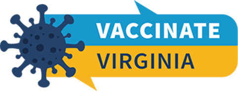 Vaccinate Virginia Logo