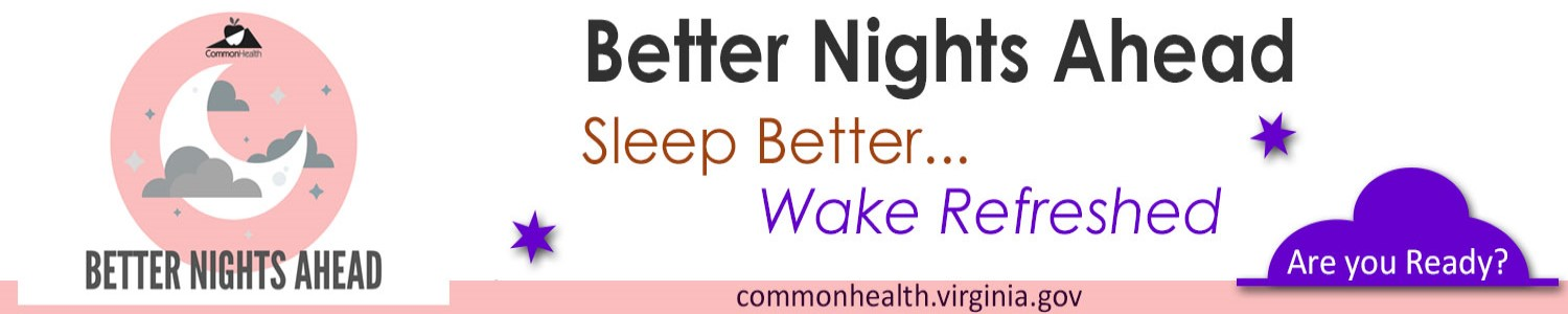 CommonHealth Sleep Better Program